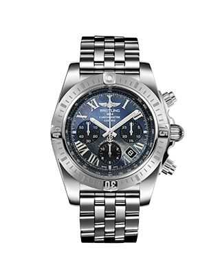 CHRONOMAT JSP ROMAN INDEX BLACK MOP LIMITED